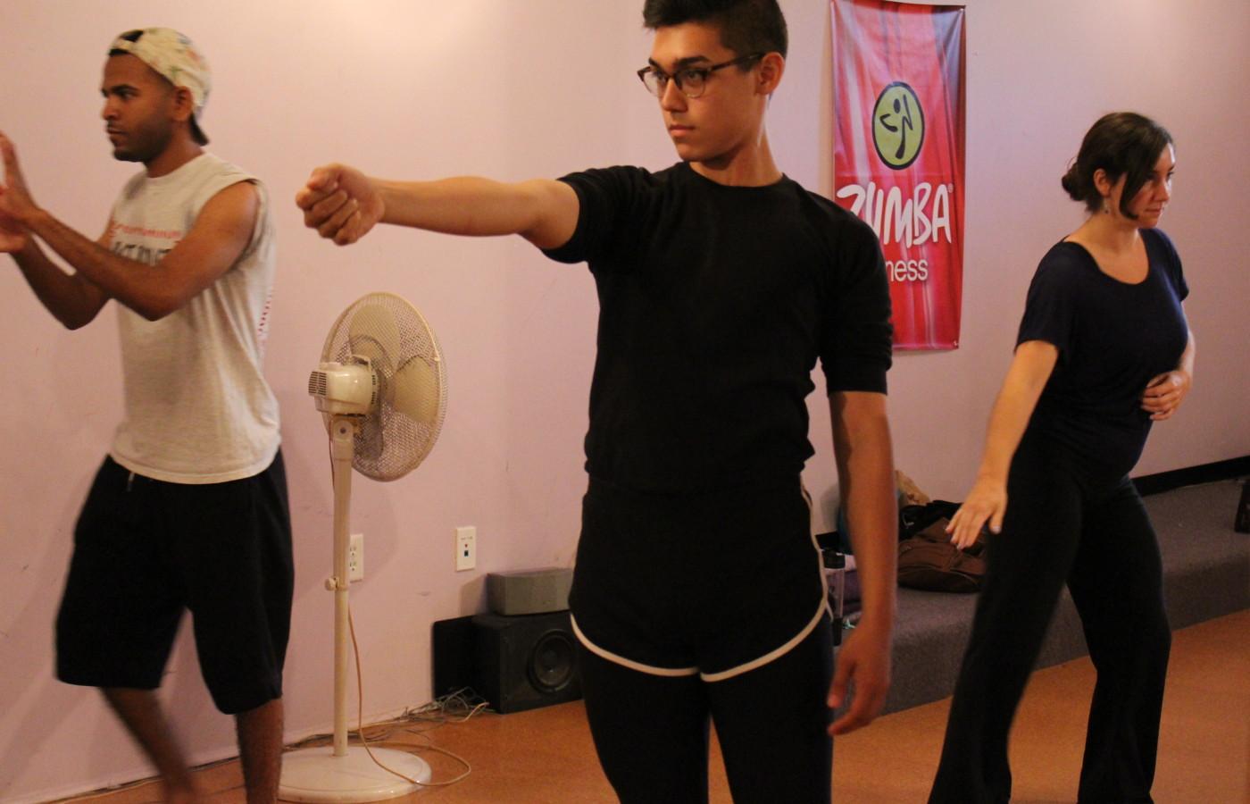 DANCE THEATRE WORKSHOP #4
