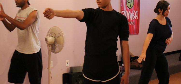 Dance Theatre Project: TC Squared collaborates with Continuum Dance