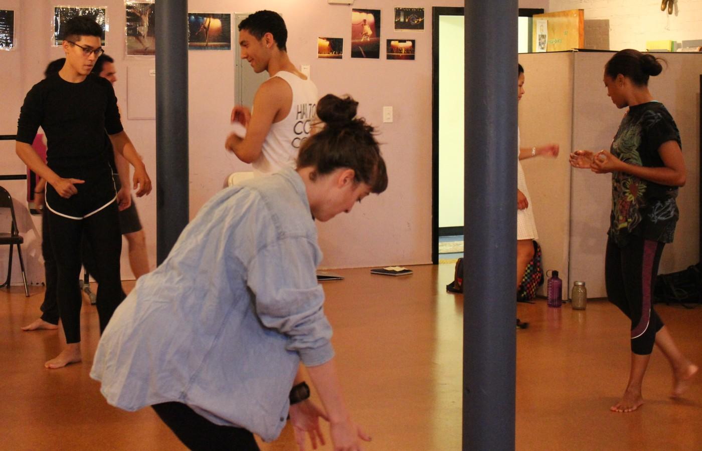 DANCE THEATRE WORKSHOP #5